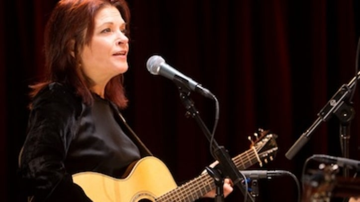 Rosanne Cash Finds the 'Thread' That Sews Her History Together