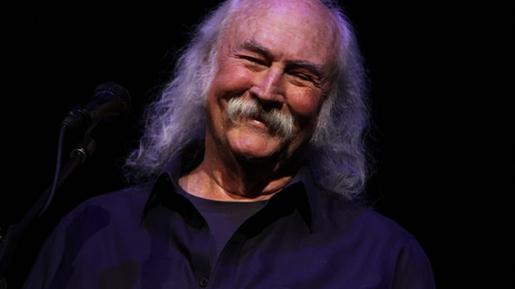 David Crosby 'Intensely Proud' of New Album With His Son - Premiere