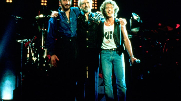 Flashback: The Who Reunite In '89, Seven Years After Saying 'Farewell'