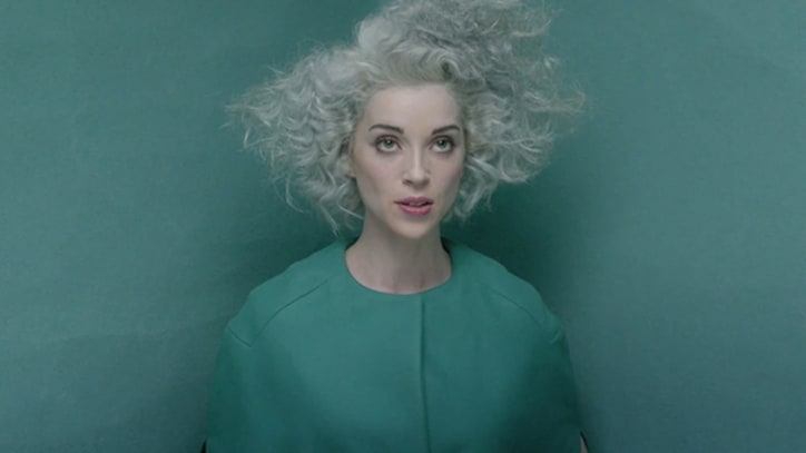 St. Vincent Searches for Surreal Hope in 'Digital Witness'