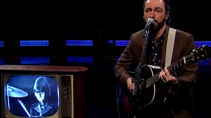 Watch Broken Bells, Ringo Starr Cover The Beatles on 'Late Show'
