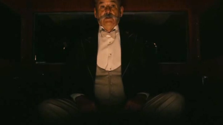 Bill Murray Helps Ralph Fiennes Escape in 'Grand Budapest Hotel' Clip