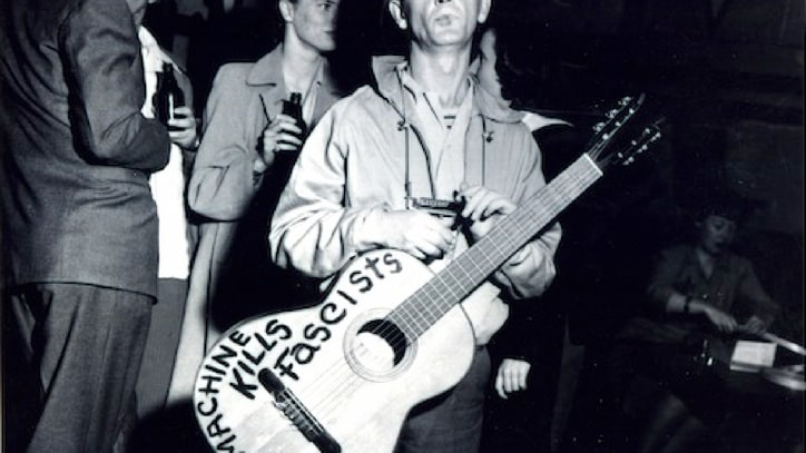 Hear Woody Guthrie's Unreleased 'My Name Is New York' - Premiere