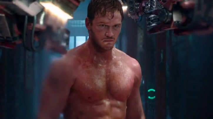'Guardians of the Galaxy' Trailer Features Explosions, Talking Raccoon