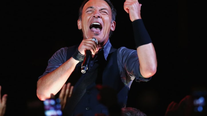 Bruce Springsteen Covers INXS in Australia