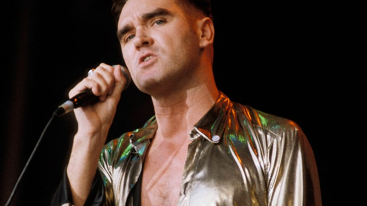 Preview Morrissey's 'Arsenal' Reissue With Stirring 1991 Live Video