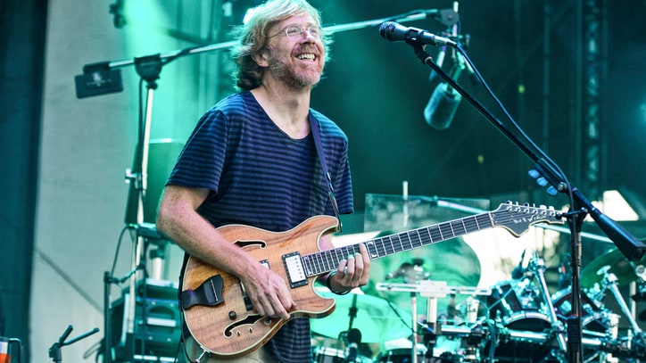 Phish's Three-Show Randall's Island Takeover: By the Numbers