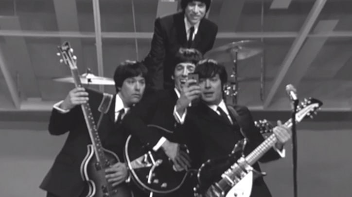Jimmy Fallon and Fred Armisen Reimagine '@theBeatles' on '#Sullivan'