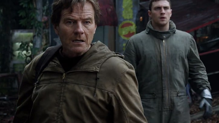 'Godzilla' Trailer Delivers Maximum Destruction