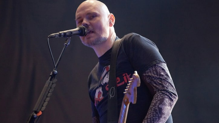 Listen to Billy Corgan's 8-Hour 'Siddhartha' Jam