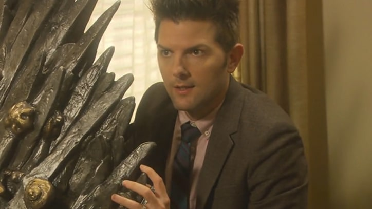 'Parks and Rec's' Ben Wyatt Geeks Out About 'Game of Thrones'