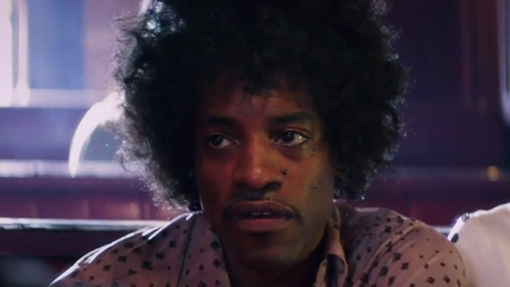 See Andre 3000 as Jimi Hendrix in Clip From 'All Is By My Side' Biopic