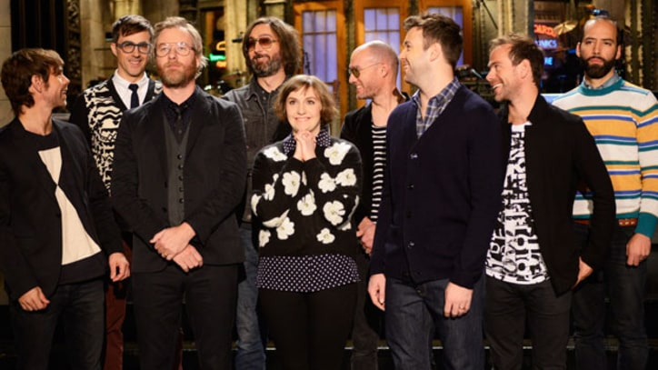 The National Find 'Trouble' on 'SNL'