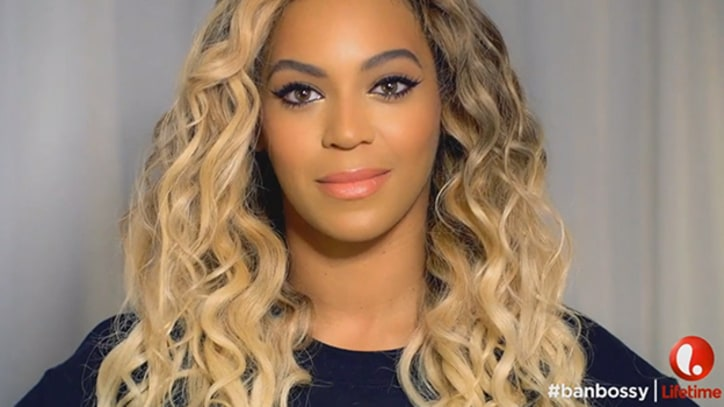 Beyonce Wants You to Stop Saying 'Bossy'
