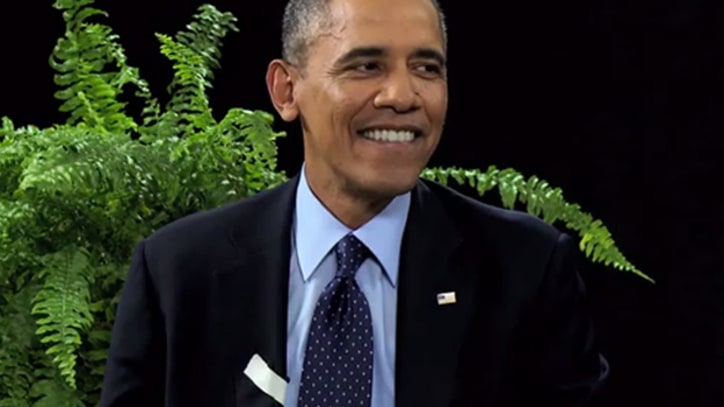 Barack Obama Appears on Zach Galifianakis' 'Between Two Ferns'