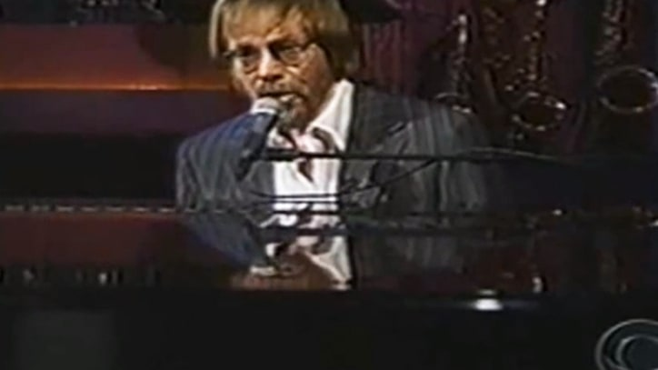 Flashback: Warren Zevon Says Goodbye on 'Letterman'