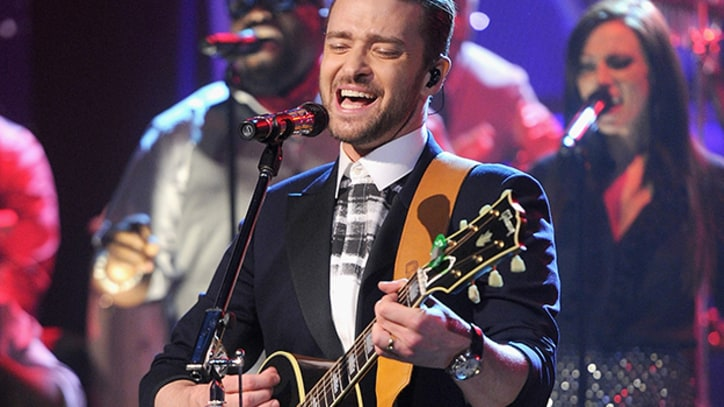 Justin Timberlake Seeks out Lovebirds in 'Not a Bad Thing' Video