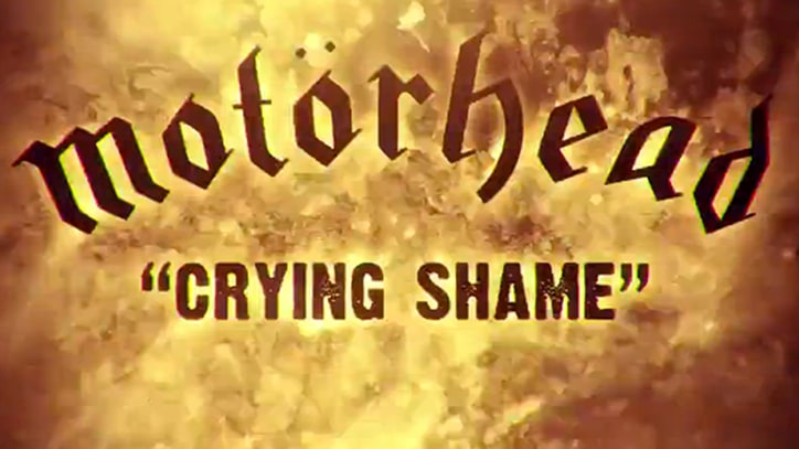 Motorhead Show Their Grit in 'Crying Shame' Lyric Video – Premiere
