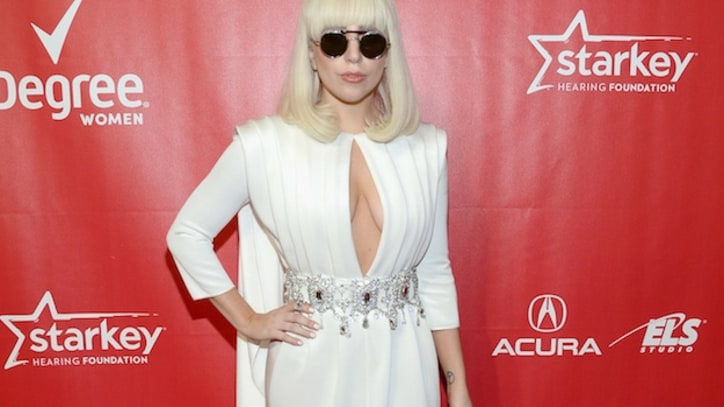 Lady Gaga Drops Epic 'Artpop Film' for 'G.U.Y.'