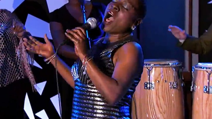 Sharon Jones and the Dap-Kings 'Make Up and Break Up' on 'Kimmel'