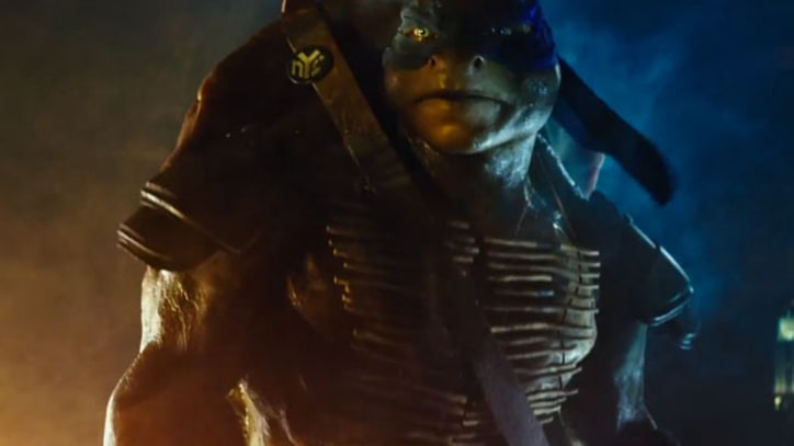 'Teenage Mutant Ninja Turtles' Get a Gritty Makeover in New Teaser