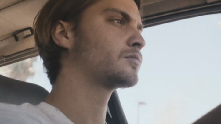 'True Blood' Star Luke Grimes Confronts Madness in New Video