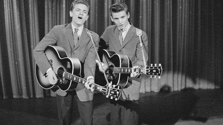 Everly Brothers Tribute Set for Rock and Roll Hall of Fame