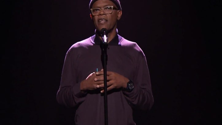 Samuel L. Jackson Delivers Epic 'Boy Meets World' Slam Poem
