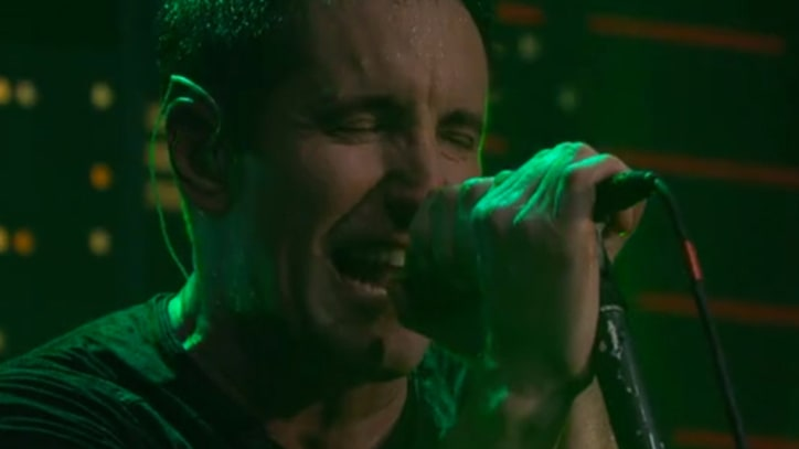Watch Two Nine Inch Nails Performances From 'Austin City Limits'