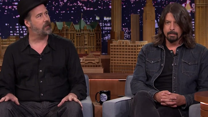 Nirvana Members Recall McCartney Jam, Weird Al Phone Calls on 'Fallon'