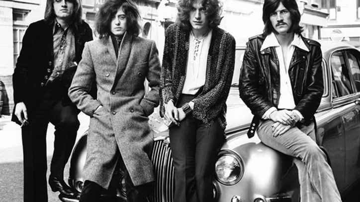 Led Zeppelin Preview Unreleased Live Tracks From Deluxe Reissues
