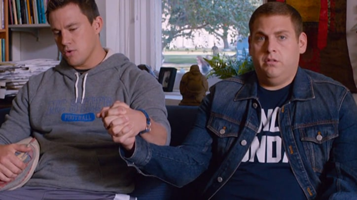 Jonah Hill and Channing Tatum Crash Spring Break in '22 Jump Street'