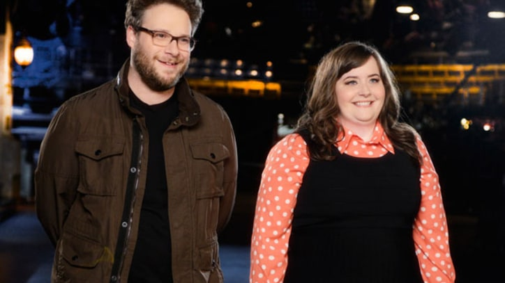 'SNL' Takes the GOP to Coachella, Seth Rogen Hosts