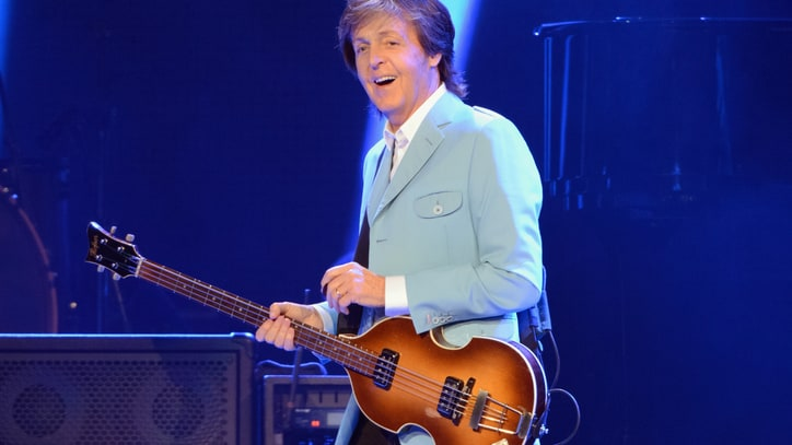 Paul McCartney Releases Five Classic LPs as iPad Apps