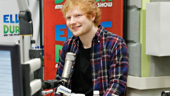 Ed Sheeran Covers Beyonce's 'Drunk in Love'