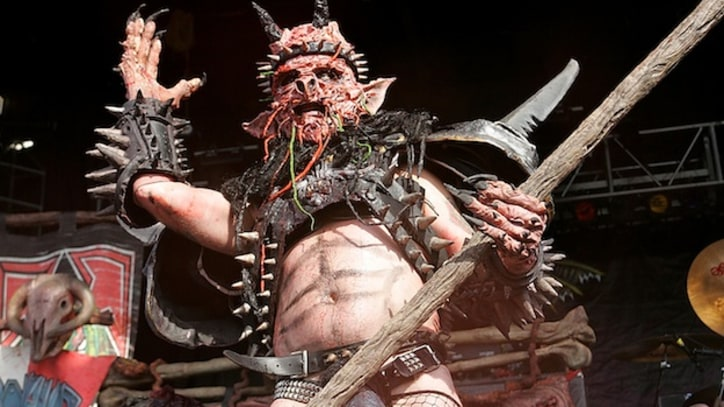 Gwar Launch Dave Brockie Foundation