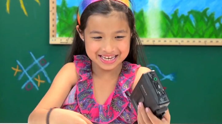 Kids React to Walkman Technology With Shock and Horror