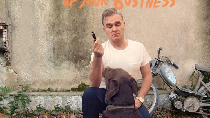Morrissey 1, World Peace 0