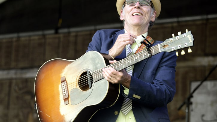 John Hiatt Releases New Album on His Own 'Terms'