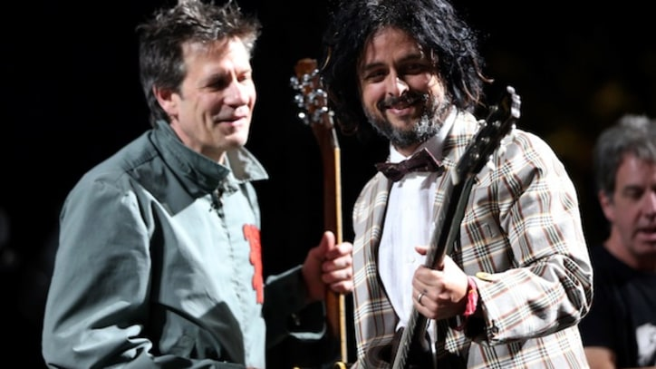 Green Day's Billie Joe Armstrong Joins the Replacements at Coachella