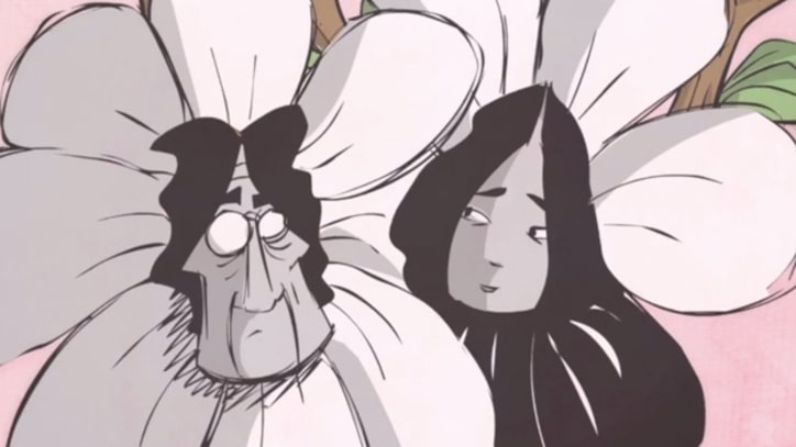John Lennon and Yoko Ono Explain Their Love in Animated Clip