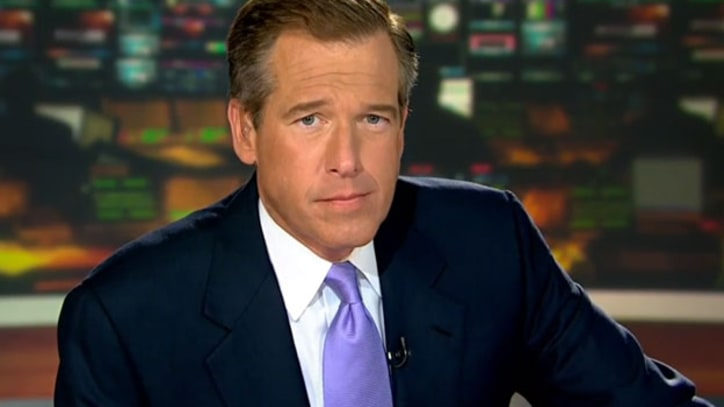 Watch Brian Williams Serve Up Snoop Dogg's 'Gin and Juice'