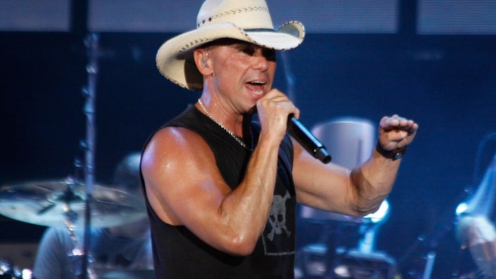 Kenny Chesney Announces His Only Show of 2014