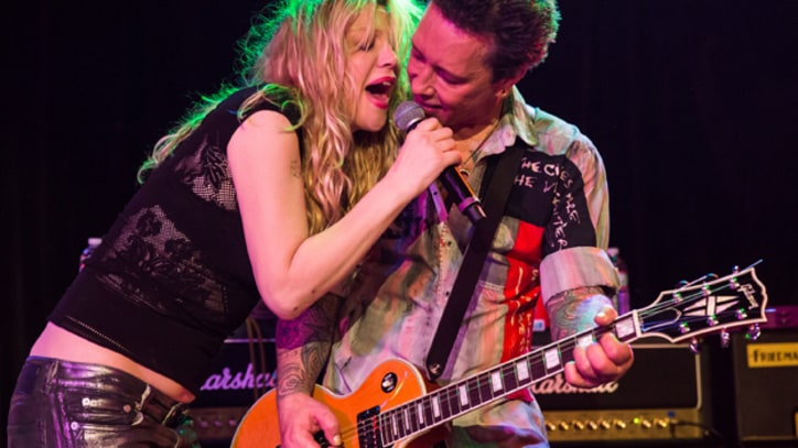 Courtney Love Knows 'You Know My Name' on New Song