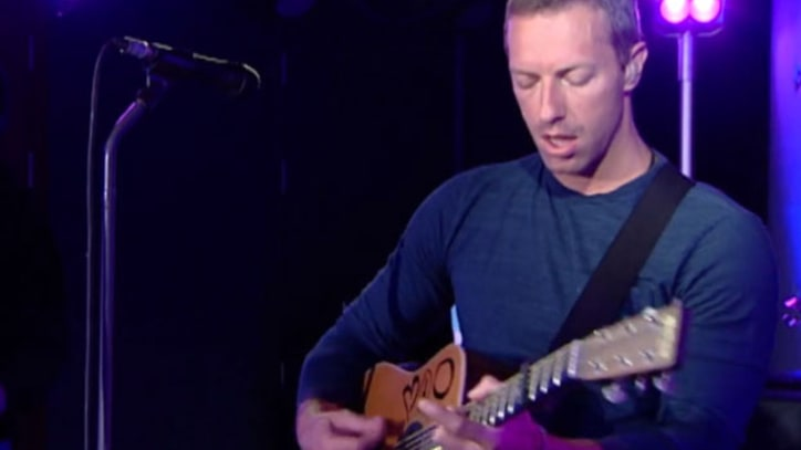 Coldplay Mourn a Dying Relationship in New Song 'Oceans'
