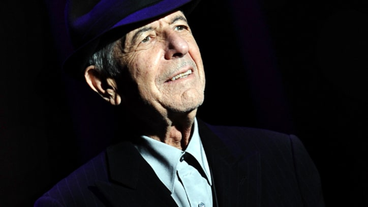 Flashback: Leonard Cohen's Miraculous Resurrection in 2008