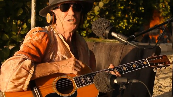 Watch Keith Richards Cover Bob Marley With Musicians Worldwide