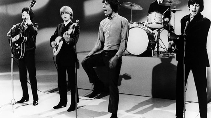 Flashback: The Rolling Stones Play 'Paint It Black' In 1966