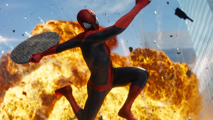 Travers on 'Spider-Man 2': More Adequate Than Amazing