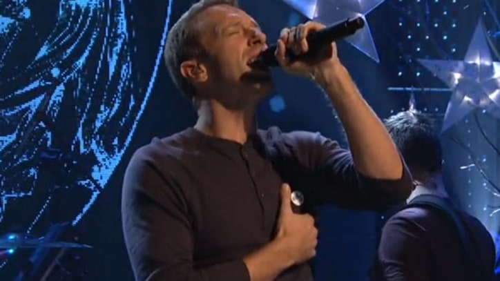Coldplay Make 'Magic' on 'SNL'